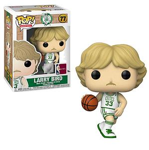 Pop! Basketball NBA Legends Vinyl Figure Larry Bird (Boston Celtics) #77