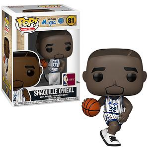 Pop! Basketball NBA Legends Vinyl Figure Shaquille O'Neal (Orlando Magic) #81
