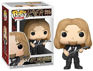 Pop! Rocks Slayer Vinyl Figure Jeff Hanneman #155