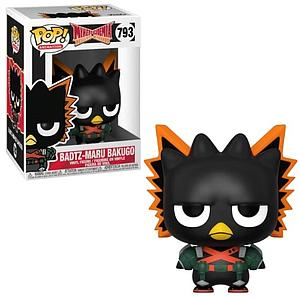 Pop! Animation My Hero Academia x Hello Kitty and Friends Vinyl Figure Badtz-Maru Bakugo #793