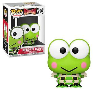 Pop! Animation My Hero Academia x Hello Kitty and Friends Vinyl Figure Keroppi Tsuyu #796