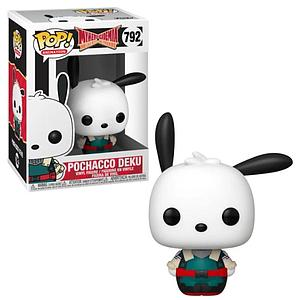 Pop! Animation My Hero Academia x Hello Kitty and Friends Vinyl Figure Pochacco Deku #792