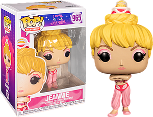 Pop! Television I Dream of Jeannie Vinyl Figure Jeannie