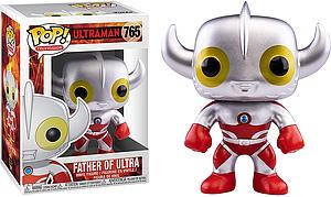 Pop! Television Ultraman Vinyl Figure Father of Ultra #765