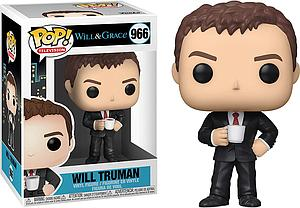 Pop! Television Will & Grace Vinyl Figure Will