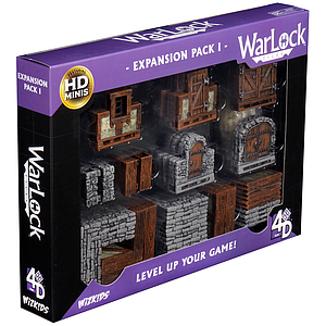 Warlock Tiles - Expansion Pack I