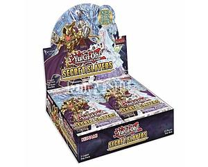 YuGiOh Trading Card Game Pack: Secret Slayers Booster Box
