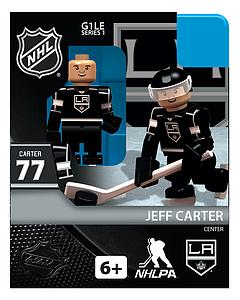 Hockey Minifigures: Jeff Carter (Los Angeles Kings)