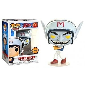 Pop! Animation Speed Racer Vinyl Figure Speed Racer #737 Chase