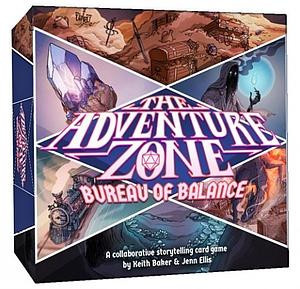 The Adventure Zone: Bureau of Balance