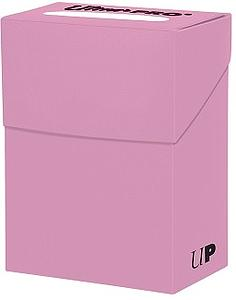 Deck Box: Hot Pink