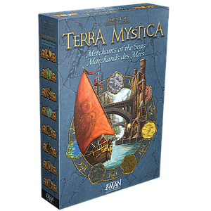 Terra Mystica: Merchant of the Seas
