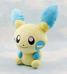 "Pokemon Plush Minun (7"")"