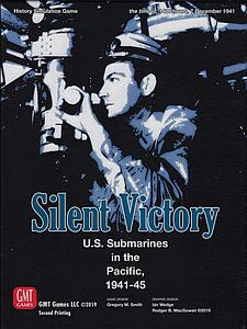 Silent Victory: U.S. Submarines in the Pacific, 1941-45 (Second Printing)