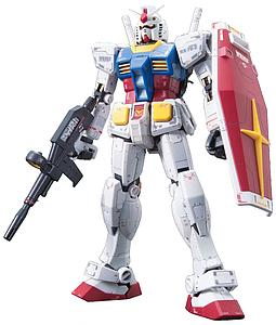 Gundam Real Grade Excitement Embodied 1/144 Scale Model Kit: #001 RX-78-2 Gundam