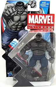Marvel Universe 3 3/4 Inch Series 5: Gray Hulk