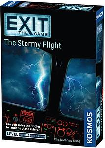 Exit: The Game - The Stormy Flight
