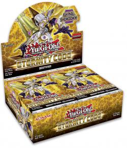 YuGiOh Trading Card Game: Eternity Code Booster Box