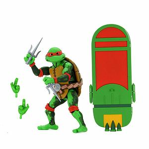Teenage Mutant Ninja Turtles: Turtles in Time - Raphael