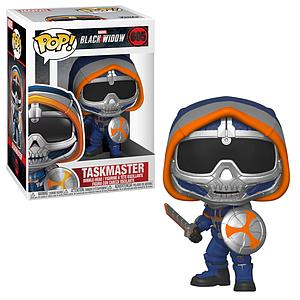 Pop! Marvel Black Widow Vinyl Bobble-Head Taskmaster (with Shield) #605