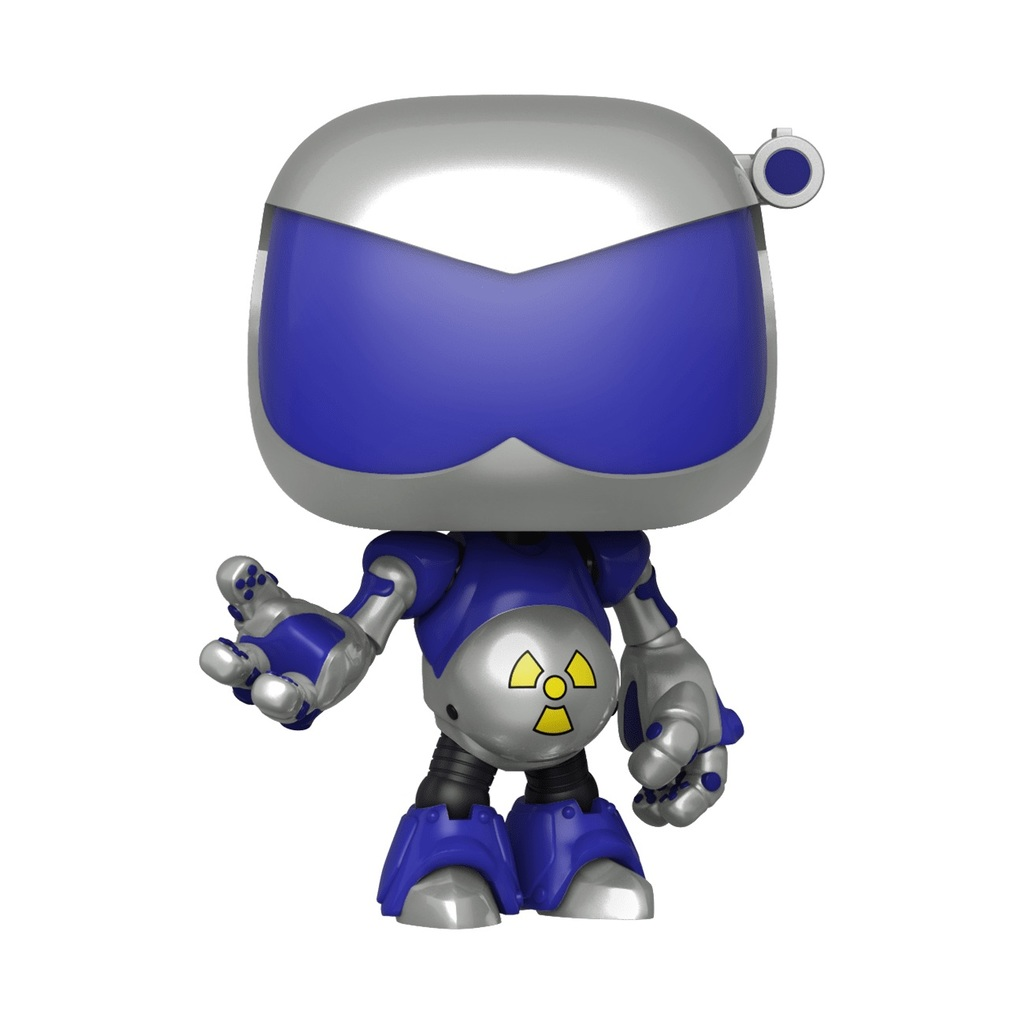 Pop! Animation Toonami Vinyl Figure Toonami Tom #749 GameStop Exclusive (EB Games Sticker)