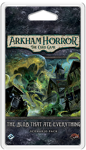 Arkham Horror: The Card Game – The Blob Who Ate Rings: Scenario Pack