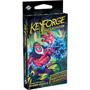 KeyForge: Mass Mutation - Archon Deck Display