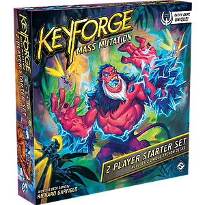 KeyForge: Mass Mutation - 2 Player Starter Set