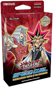 YuGiOh Trading Card Game - Speed Duel Starter Decks: Match of the Millennium