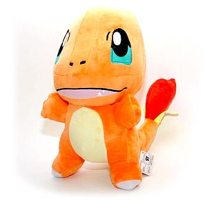"Pokemon Plush Charmander (12"")"