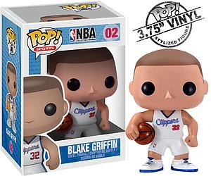 Pop! Sports NBA Vinyl Figure Blake Griffin #02 (Retired)