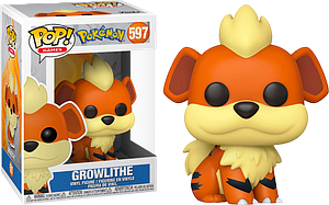 Pop! Games Pokemon Vinyl Figure Growlithe