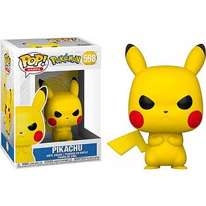 Pop! Games Pokemon Vinyl Figure Grumpy Pikachu