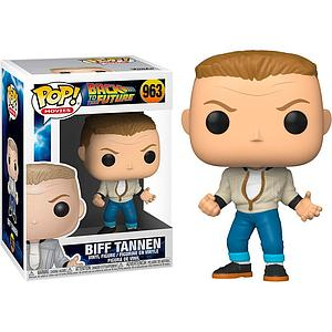 Pop! Movies Back to the Future Vinyl Figure Biff Tannen #963
