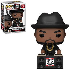 Pop! Rocks Run-DMC Vinyl Figure Jam Master Jay