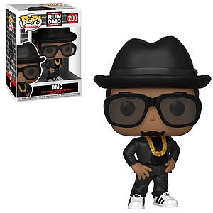 Pop! Rocks Run-DMC Vinyl Figure DMC