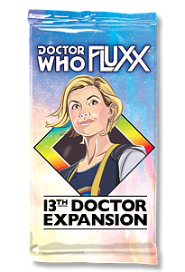 Fluxx: Doctor Who 13th Doctor Expansion