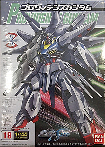 Gundam Seed 1/144 Scale Model Kit: Providence Gundam