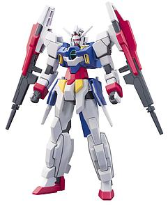 Gundam Advanced Grade Gundam Age 1/144 Scale Model Kit: #15 Gundam AGE-2 Double Bullet