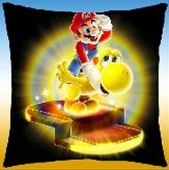 "Plush Toy Super Mario Bros 12"" Cushion 4046"