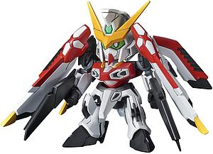 Gundam SD Gundam Cross Silhouette Model Kit: #17 Phoenix Gundam