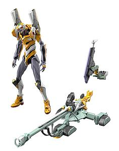Evangelion Real Grade Model Kit: Evangelion Unit-00 DX Positron Cannon Set