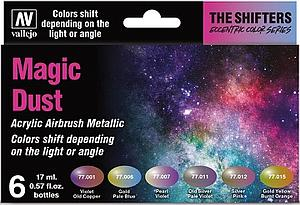 6 Game Color Set - The Shifters Magic Dust Set