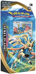 Pokemon Trading Card Game: Sword & Shield Theme Deck - Zacian