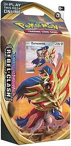 Pokemon Trading Card Game: Sword & Shield Theme Deck - Zamazenta