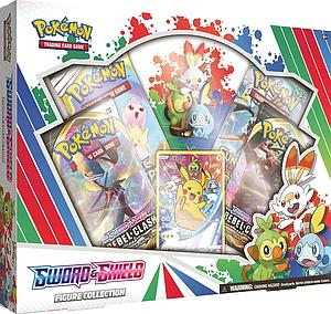 Pokemon Trading Card Game: Sword & Shield Figure Collection