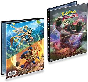 Pokemon 4-Pocket Portfolio: Sword & Shield - Rebel Clash