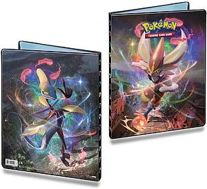 Pokemon 9-Pocket Portfolio: Sword & Shield - Rebel Clash