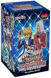YuGiOh Trading Card Game - Legendary Duelists: Season 1