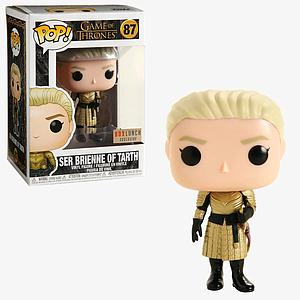 Pop! Television Game of Thrones Vinyl Figure Ser Brienne of Tarth #87 BoxLunch Exclusive (Substandard)